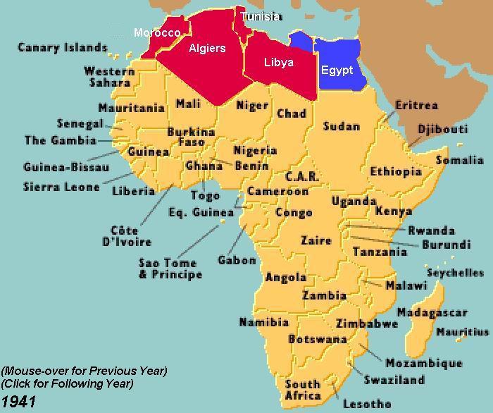 war in libya 1941
