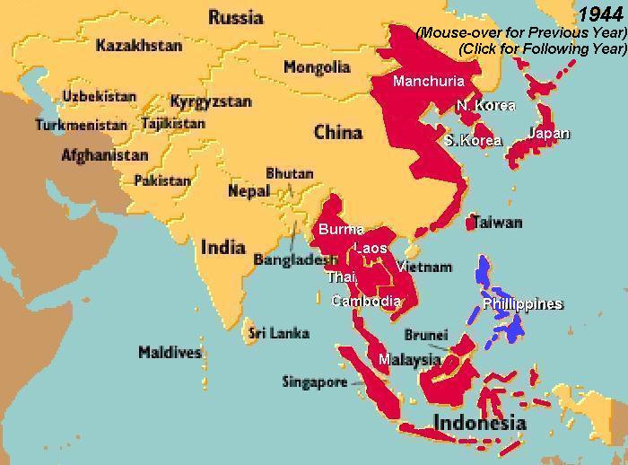 Map Of Us Allies In Asia – Best Cars 2018