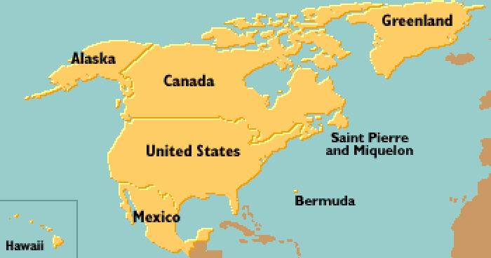 united states allies map